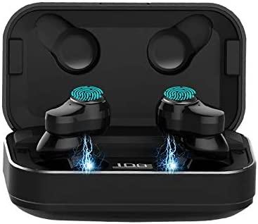 True Wireless Earbuds, Bluetooth Headphones, Charging case, handsfree. for Sports, Calling, Music and Driving. Noise canceling, for Android, iOS and Any Bluetooth Device Vol. 2