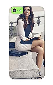 187f31c177 Tough Iphone 5c Case Cover/ Case For Iphone 5c(deepika Padukone Indian Film Actress Model Bollywood Babe (124) ) / New Year's Day's Gift