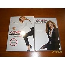Covert Affairs Complete Season 1 & 2