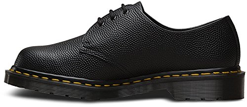 Black Martens Dr Pebble Shoe 1461 wFY8yxqS