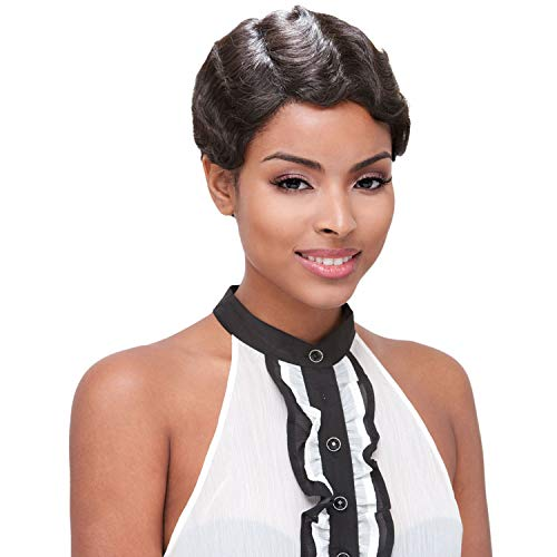 Human Hair Full Lace MIMI wig by Janet Collection-2