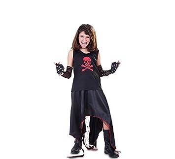 Fyasa 705996-t02 Punk disfraz infantil, tamaño mediano: Amazon.es ...