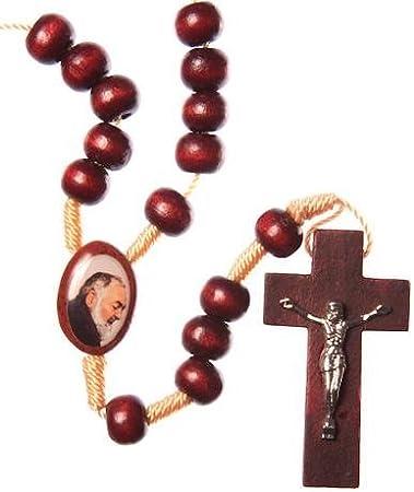 rosary Padre PIO. Padre PIO Saint Padre PIO Saint Pius. Saint PIO. St PIO Beads.