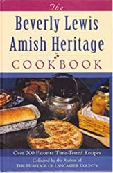 The Beverly Lewis Amish Heritage Cookbook (Large Print Edition)