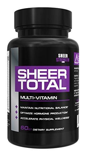 Sheer TOTAL Multivitamin Men Vitamins