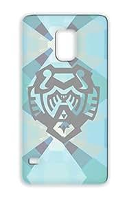 Shield Heros Geek Gaming Majoras Majora Triforce Hero Mask Link Zelda TPU Gray Empty Heros Shield Case For Sumsang Galaxy S5