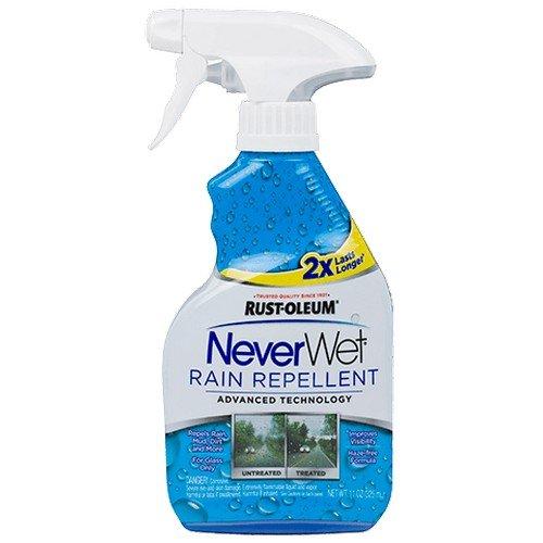 Rain Repellent (Rust-Oleum 287337 Neverwet Rain Repellent 11 Oz)