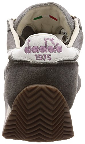 hvid Sneaker 157 75060 Kvinde 2016 Vinteren Grå Diadora Ruskind 656 Nedfald wOXxxY