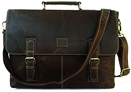 c0f1e5b1d2 Image Unavailable. Image not available for. Color  Leather Messenger  Handmade Bag Laptop Bag Satchel Bag Padded Messenger Bag School ...