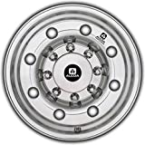 Alcoa 16x7'' Aluminum Trailer Wheel with Accesories (9/16'' Studs)