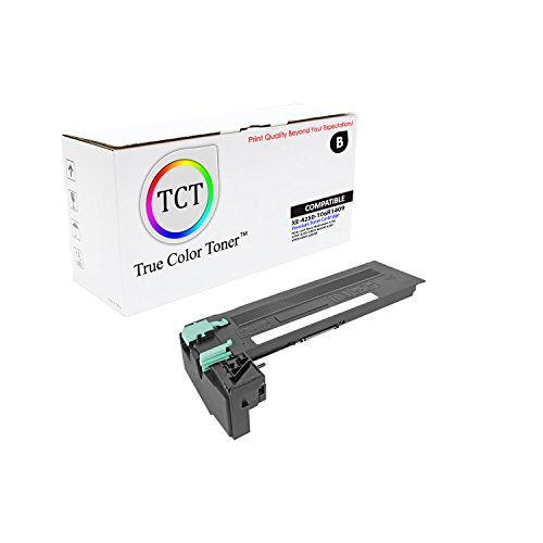TCT Premium Compatible Toner Cartridge Replacement for Xerox 106R1409 Black Works with Xerox WorkCentre 4250 4260 Printers (25,000 ()