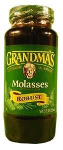 Grandma's Robust Molasses All Natural, Unsulphured - 12oz
