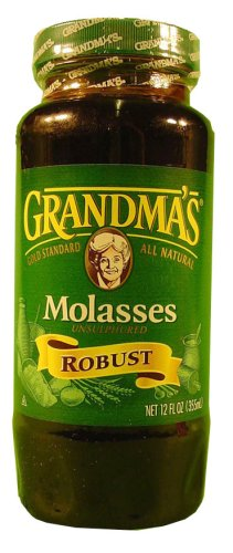 Grandma's Robust Molasses All Natural, Unsulphured - 12oz