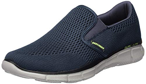 Skechers Sport Men's Equalizer Double Play Slip-On Loafer,Navy,10 M US