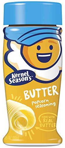 Fat Free Butter Spray - Kernel Season's Popcorn Seasoning, Butter, 2.58 ounce (Pack of 3)