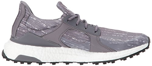 adidas Women's W Climacross Boost Golf-Shoes, Trace Grey/Grey Two Core Black, 9 M US by adidas (Image #7)