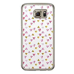 Loud Universe Samsung Galaxy S6 Love Valentine Printing Files A Valentine 56 Printed Transparent Edge Case - Multi Color