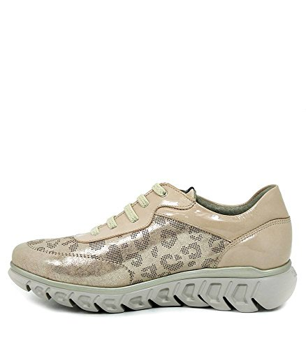 13904 CALLAGHAN Naturale Sneakers Scarpe Color Nude Donna Basse ZTwTIxUqr
