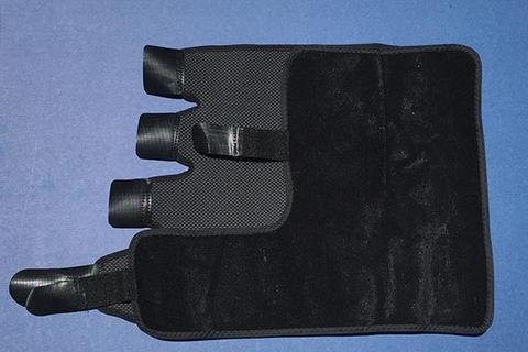 Ice Horse Full Horse Suspensory (Low Knee-to-Pastern Ankle Wraps) - Pair with 8 Cold Inserts by Ice Horse (Image #3)