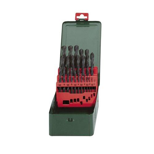 Metabo 627151000  HSS-R-Bohrerkassette 19-teilig