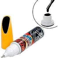 stylo / pinceau de retouche peinture noir pour carrosserie
