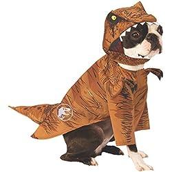 Rubie's Jurassic World: Fallen Kingdom T. Rex - Disfraz para Mascota, Marrón, M