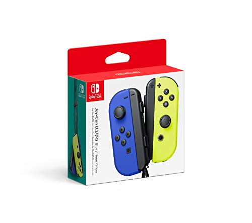 Check expert advices for nintendo switch yellow controller?