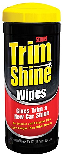 Stoner Car Care Trim Shine Protectant Wipes - 28 Count, 90034 (Stoner Plastic Surface Cleaner compare prices)
