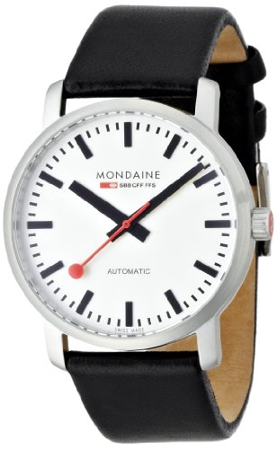 Mondaine-Classic-Vintage-41-Automatic-Watch-Limited-Edition-of-500