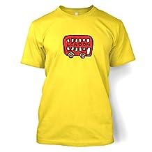 Double Decker Mens T-shirt