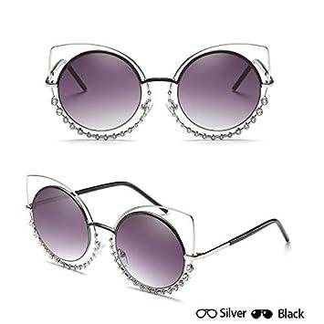 Aprigy - Atractiva de la Manera Gafas de Sol de Gato Ojo de ...
