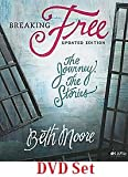 Breaking Free: The Journey, the Stories DVD Set By Beth Moore(DVD-ROM)