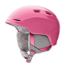 Smith Kids Zoom Junior Ski Snow Helmet Bright Pink E00645 Small