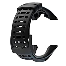 Suunto Ambit3 Peak -Correa para relojes, color negro