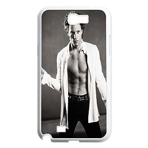 [bestdisigncase] For Samsung Galaxy Note 2 -Bon Jovi Pop-Metal Music Band PHONE CASE 10