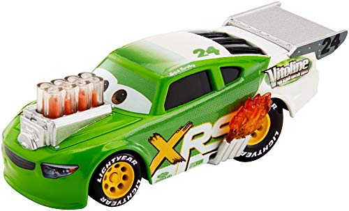Disney Pixar Cars XRS Drag Racing Brick Yardley (1 18 Scale Diecast Drag Racing Cars)