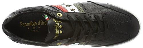 Pantofola dOro Herren Imola Romagna Uomo Low Sneaker Schwarz (Black)