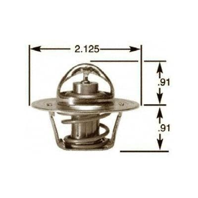 Stant 45359 SuperStat Thermostat - 195 Degrees Fahrenheit: Automotive