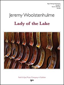 Woolstenhulme, Jeremy - Lady of the Lake