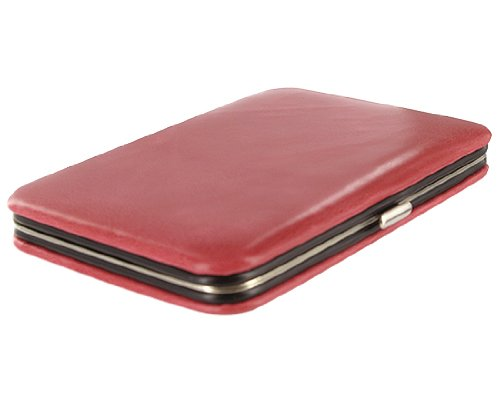 Price comparison product image Autumn Red Color Pocket Notes with Small Notepad and Pen
