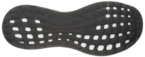 adidas Performance Womens Pureboost X Running Shoe Black/Black/Solid Grey LAk36SAb
