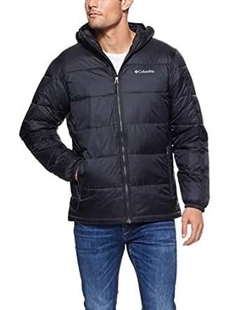 Columbia Men's Munson Point Insulated Jacket, Black, X-Large