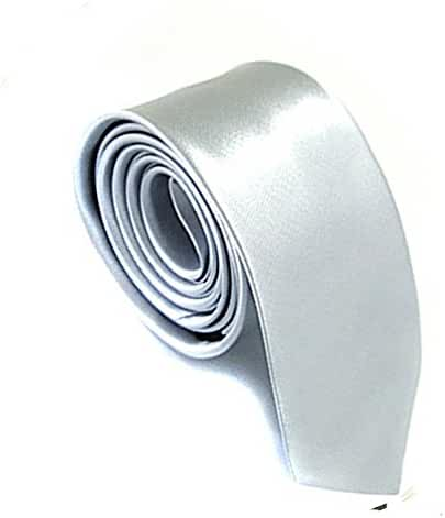 Mens Plain Color 100% Polyester Neckties Used for Business Formal Occasions