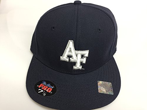 The Game NEW! Air Force Falcons Embroidered Fitted Cap Size 7 - Falcons Air Force Game
