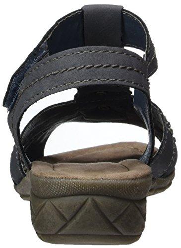 Jane Klain 281 288 - Sandalias Mujer Pantalon De Mezclilla (Jeans)