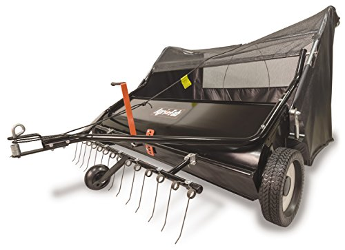 Agri-Fab 45-0343 Front-Mount Dethatcher for 38-Inch, 42-Inch, and 46-Inch Lawn Sweepers