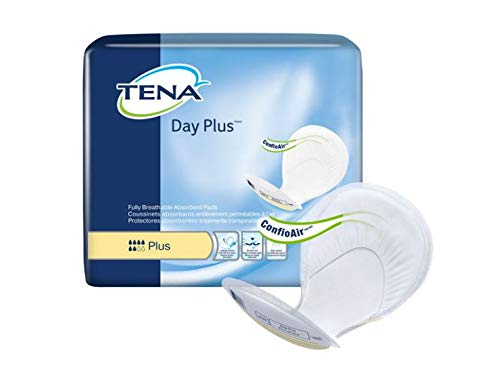 "TENA Dry Comfort Heavy Absorbency Day Pad 16"" x 11"" [Bag of 40]"