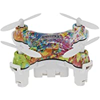 GOOLSKY Cheerson CX-10D Mini Drone Height Hold Function One Key Return 2.4Ghz 4CH 6-Axis Gyro RTF RC Quadcopter 360° Flips