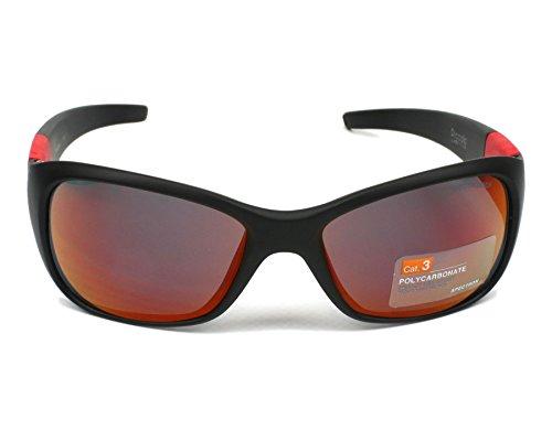 Nitrogen Lunettes de Soleil - Sport - Cyclisme - Pêche - Conduite - Moto - Voile / Mod. Canyon Brun Moucheté Polarisé Mv1Y8ixl