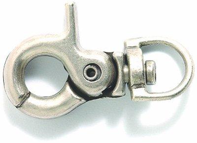 Antique Silver Clip - 8
